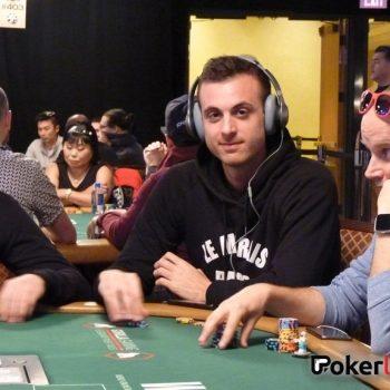 Franco Spitale berada di urutan keempat di WSOP Online