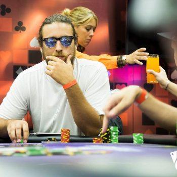 Augusto Hagen ketujuh dalam WSOP Event # 60