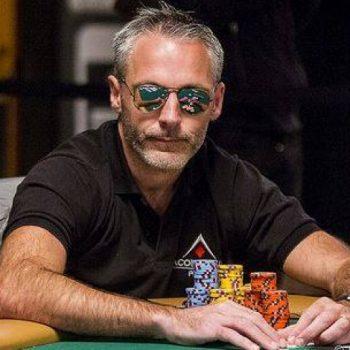 Damián Salas adalah yang kesembilan dalam Peristiwa 50 WSOP