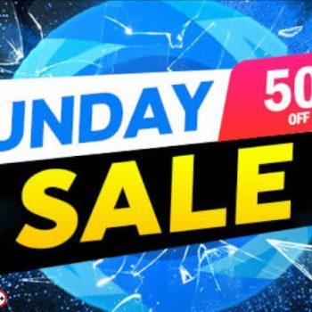 Sunday mengembalikan Sunday Sale di 888poker