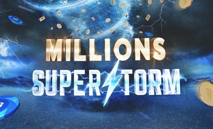 Kamis ini Jutaan SuperStorm dimulai pada 888poker