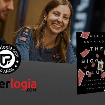 Maria Konnikova adalah Juara Buku Dunia