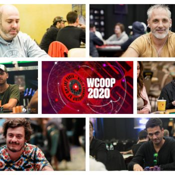Semua tabel final Argentina di WCOOP 2020