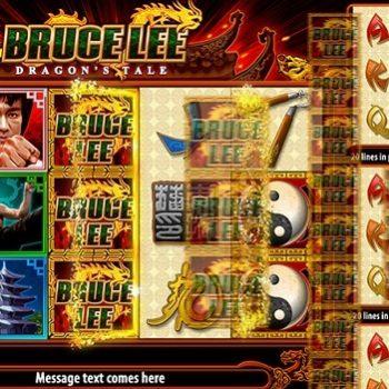Bruce Lee Dragon's Tale - Slot video online oleh WMS.