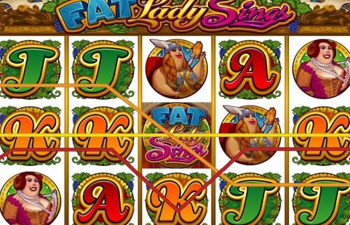 Fat Lady Sings - Slot online dari Microgaming