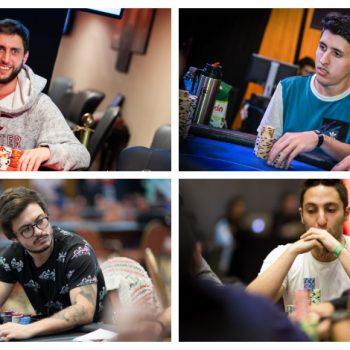 Finalis Bianchini, Roman, Petrone dan Zacconi di BHS