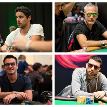 Tabel final Argentina di GGPoker Battle of Malta