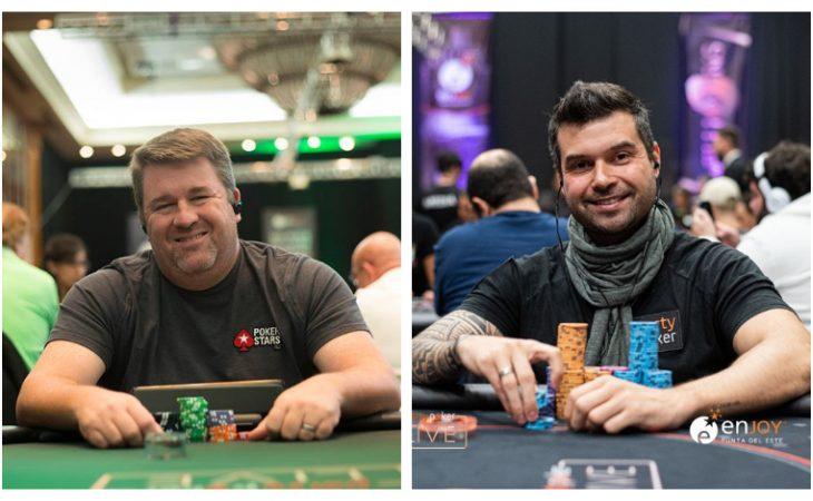 Chris Moneymaker dan Richard Dubini berhenti menjadi Duta / Pokerlogia
