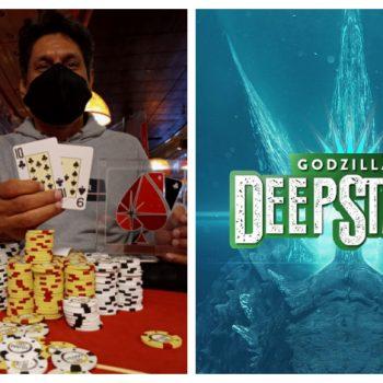 Alexis Romero memenangkan Godzilla pertama tahun 2021 / Pokerlogia