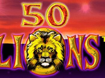 Pemain dapat menikmati berbagai dari 50 Alternatif Slot Lions