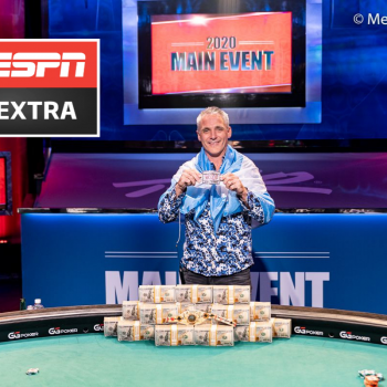 Minggu ini Anda dapat melihat Damián Salas memenangkan Acara Utama / Pokerlogia