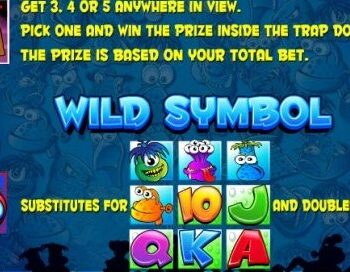 Slot Mental Money Monsters menawarkan 100 putaran gratis.
