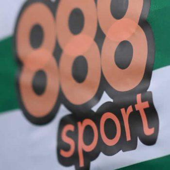 Sponsor resmi 888 Shamrock Rovers Football Club of Ireland