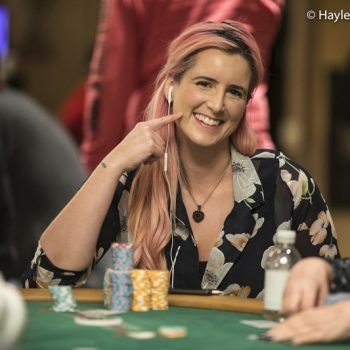 Vanessa Kade memenangkan Sunday Million 15th Anniversary / Pokerlogia