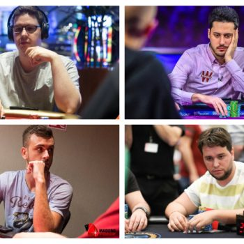 Koleksi 6 angka dari Zeros, Adrián Mateos dan Franco Spitale / Pokerlogia