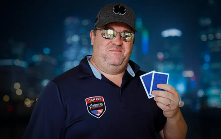 Nama belakang Chris Moneymaker adalah Smith / Pokerlogia