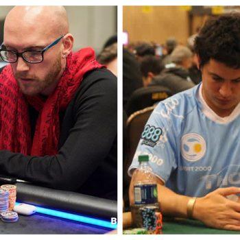 Pemboman oleh Francisco Benítez dan Franco Bochini / Pokerlogia