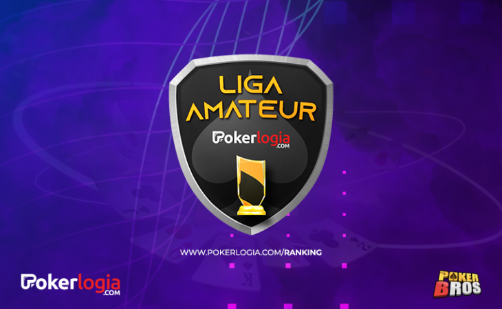 Semua detail Liga Amatir Pokerlogia de Abril / Pokerlogia
