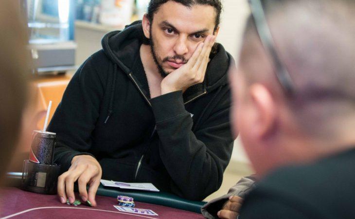 8 tabel terakhir pemain Latin di WCOOP