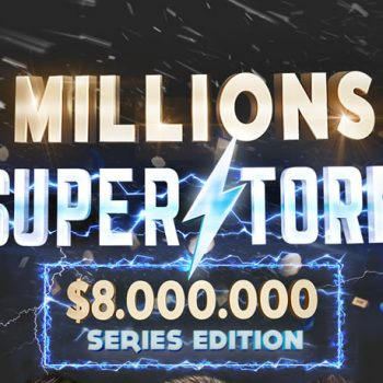 888 Millions SuperStorm sudah memiliki lebih dari 100 juara