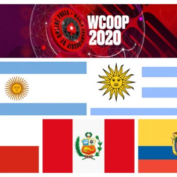 Koleksi Latino di Acara Utama WCOOP