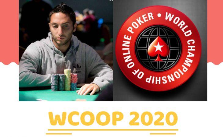 Marcio Zacconi kelima di WCOOP 2020