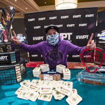 Pertunjukan WPT kembali dengan kemenangan Ilyas Muradi / Pokerlogia