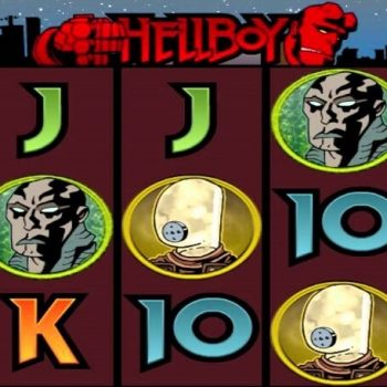 Slot Hellboy Online |  Slot Microgaming bertema komik