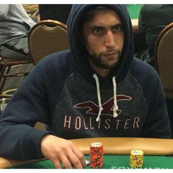 Leandro Bianchini mendapatkan uang terbesarnya di Las Vegas / Pokerlogia