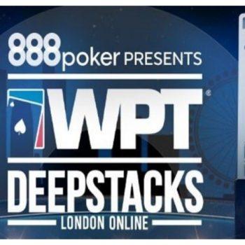 Peluang terakhir untuk memainkan Acara Utama WPT DeepStacks / Pokerlogia