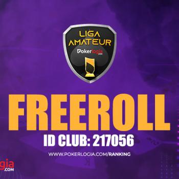 Freerolls, turnamen dan Liga Amatir Pokerlogia / PKL