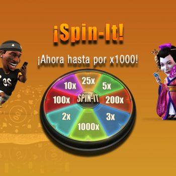 Kenali permainan Spin It dari PokerBROS / Pokerlogia