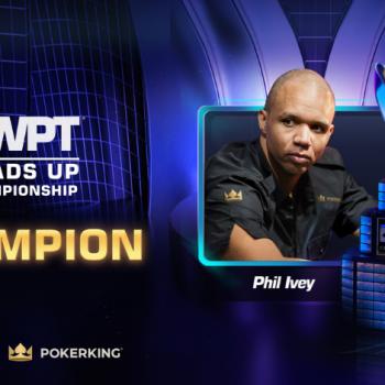 Phil Ivey ganó el WPT Heads Up Championship 25K / Pokerlogia