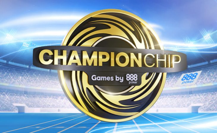 Game ChampionChip telah dimulai di 888poker!  / Pokerlogia