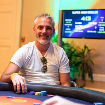 Judul yu $ s 114K untuk Damián Salas / Pokerlogia