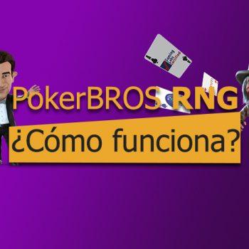 PokerBROS RNG: Bagaimana cara kerjanya?  |  Pokerlogia