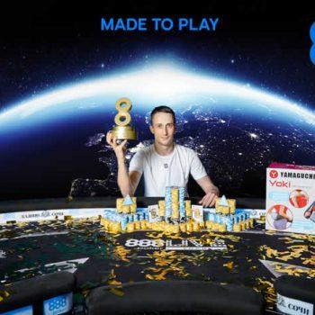 Sirkuit 888poker LIVE kembali dengan semua yang ada di Sochi / Pokerlogia