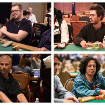 Waigel, Petrone, Barbero dan Belluscio hingga Hari 2 / Pokerlogia
