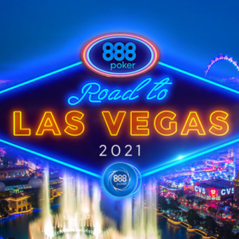 Dengan 888poker Anda dapat memenangkan paket US $ 13.000 untuk Las Vegas 2021