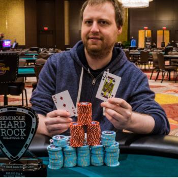 Joe McKeehen High Roller 25K Champion / Pokerlogia