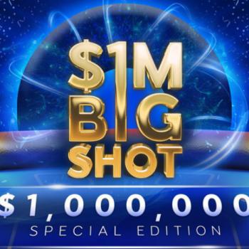 Memulai Tembakan Besar dengan jaminan $ 1.000.000 di 888poker / PKL