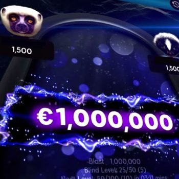 Tiga orang Italia memenangkan Jackpot Ledakan € 1.000.000 di 888poker